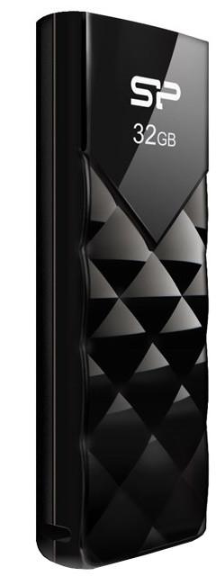 Silicon Power Ultima U03 32GB, černá