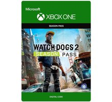 Watch Dogs 2 - Season Pass (Xbox ONE) - elektronicky