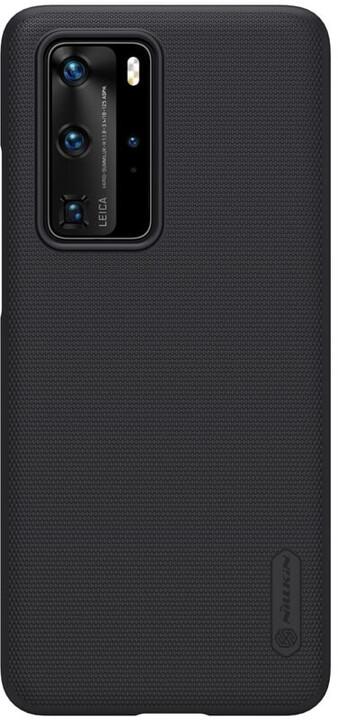 Nillkin zadní kryt Super Frosted pro Huawei P40 Pro, černá