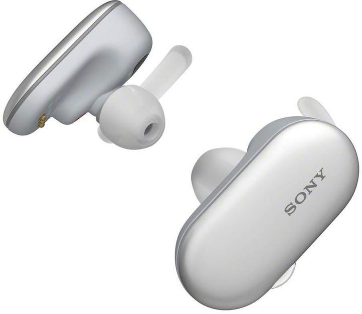 Sony WF-SP900, 4GB, bílá