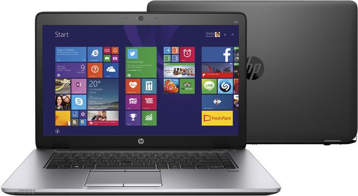 HP EliteBook 850 G2, černá