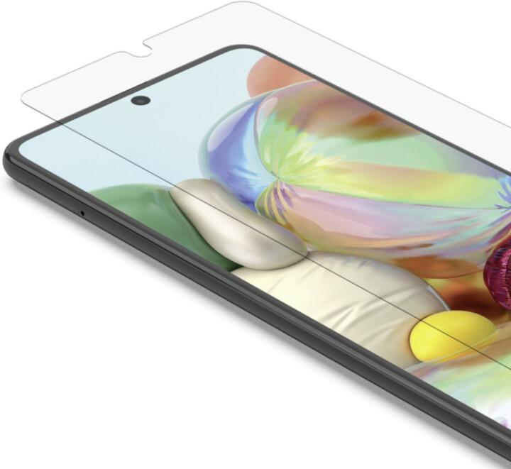 Belkin ochranné tvrzené sklo SCREENFORCE pro Samsung Galaxy A71