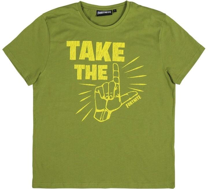 Tričko Fortnite - Take The L (XL)