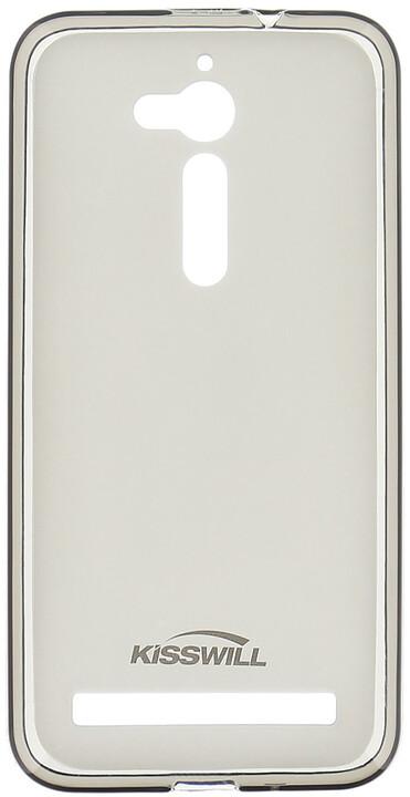 Kisswill TPU pouzdro pro Asus ZenFone GO ZB500KG, černá