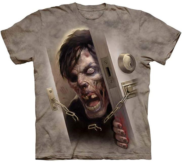 Tričko The Mountain Zombie at the Door (US XL / EU XXL)