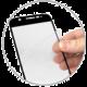 EPICO Tvrzené sklo pro Honor 7A GLASS 2,5D, černé