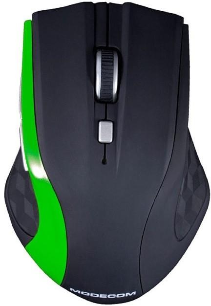 Modecom MC-WM5, černo-zelená