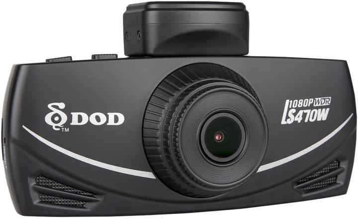 DOD LS470W, kamera do auta