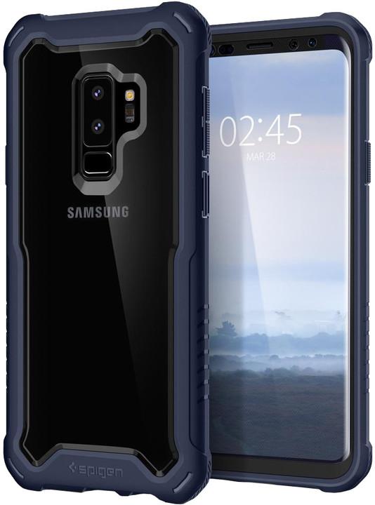 Spigen Hybrid 360 pro Samsung Galaxy S9+, deepsea blue