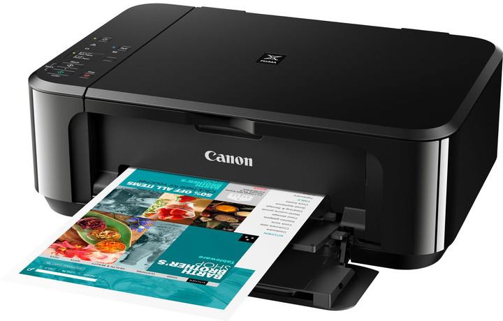 Canon PIXMA MG3650S, černá