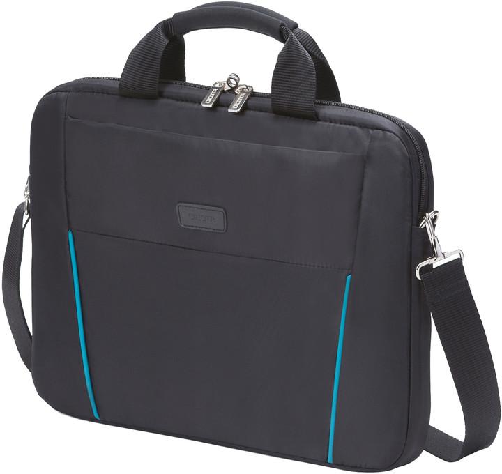 "DICOTA Slim Case BASE 14-15.6"", černá/modrá"