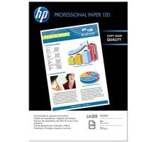 HP Foto papír Glossy Profesional Laser CG964A, A4, 250 ks, 120g/m2, lesklý