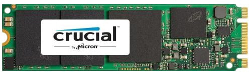 Crucial MX200, M.2 - 500GB