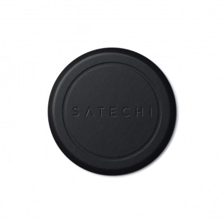 Satechi Magnetic Sticker for iPhone 11/12, černá