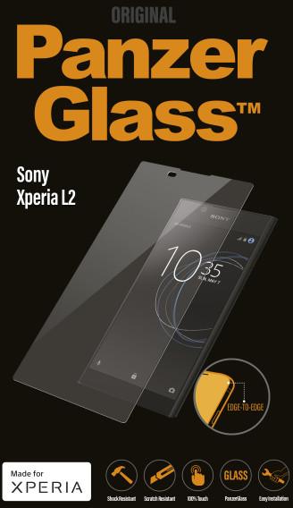 PanzerGlass Original pro Sony Xperia L2, čiré