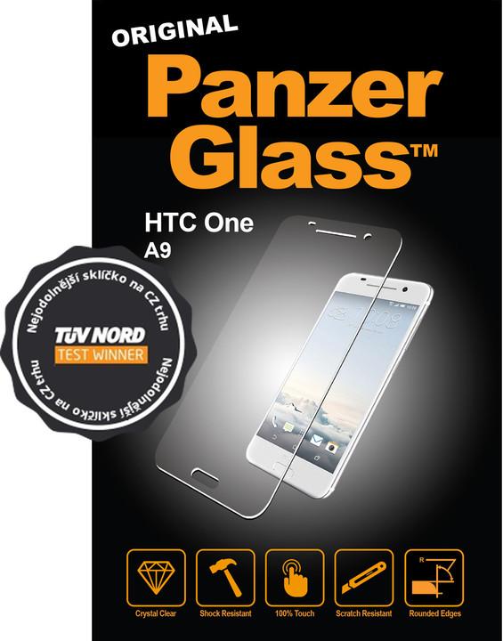 PanzerGlass Standard pro HTC One A9, čiré