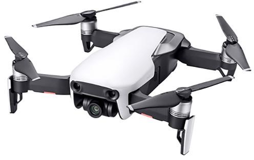 DJI Mavic Air, 4K kamera, bílý