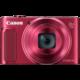 Canon PowerShot SX620 HS, červená  + Pouzdro Canon DCC-1500 (v ceně 499 Kč)