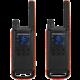 Motorola TLKR T82, oranžová/černá, vysílačky