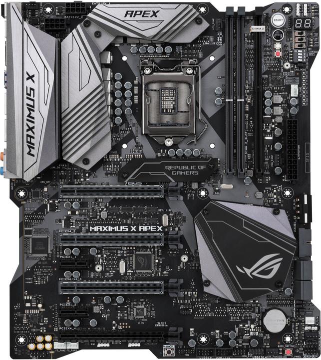 ASUS ROG MAXIMUS X APEX - Intel Z370