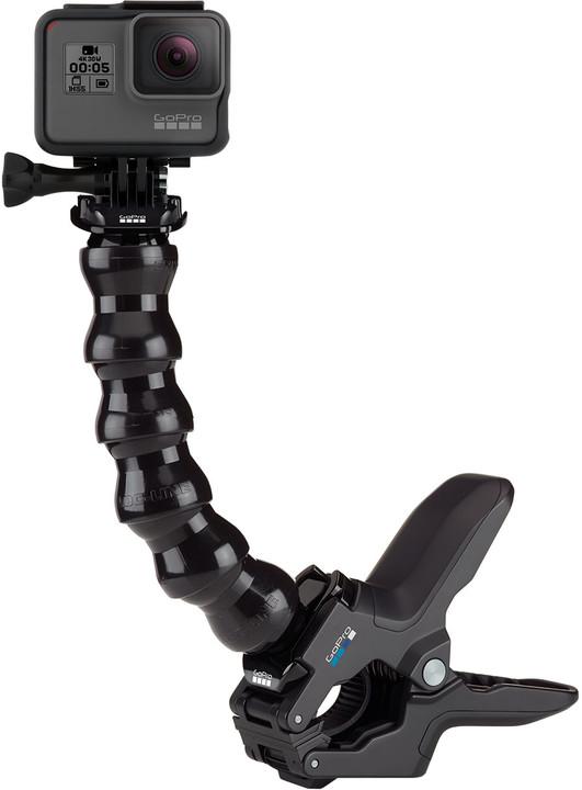 GoPro Jaws: Flex Clamp (Čelisti: Ohebný svěrák)