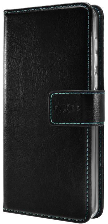 FIXED Opus pouzdro typu kniha pro Sony Xperia XA2, černé