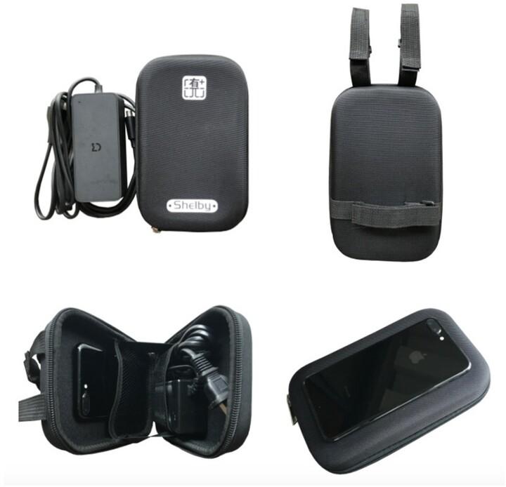 Cestovní pouzdro na nabíječku pro Xiaomi Scooter (Bulk)