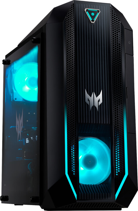 Acer Predator Orion 3000, černá