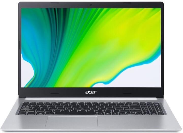 Acer Aspire 5 (A515-44G), stříbrná