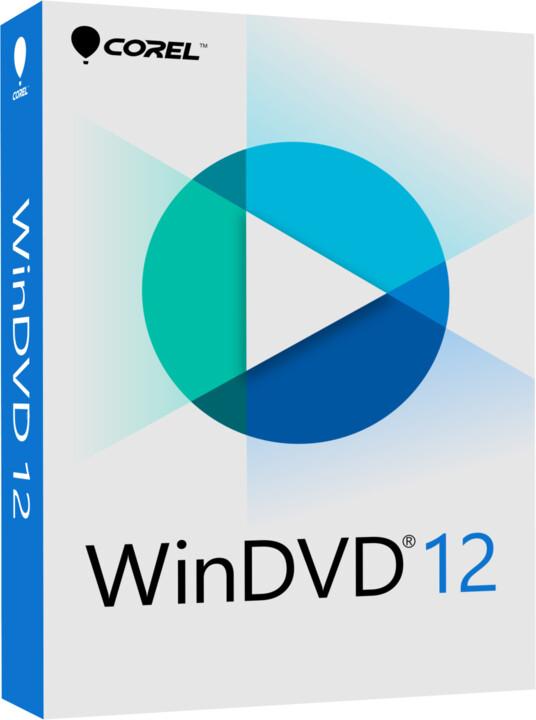 Corel WinDVD 12 Education Edition License (při nákupu 1-60 licencí)