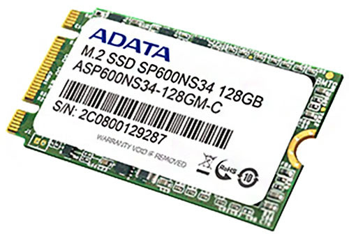 ADATA SP600NS M.2 2242 - 128GB