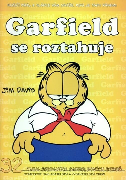 Komiks Garfield se roztahuje, 32.díl