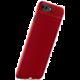 Mcdodo zadní kryt s podporou QI nabíjení pro Apple iPhone 6/6S/7, červená