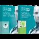 ESET NOD32 Antivirus OEM 1lic/1rok + ESET Mobile Security (Premium) 1lic/1rok  + 300 Kč na Mall.cz