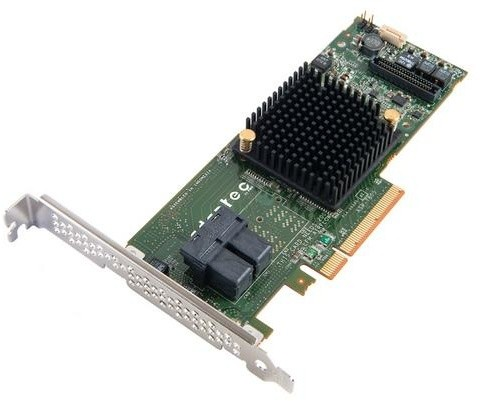 ADAPTEC RAID 7805 Kit SAS/SATA 8 portů, x8 PCIe