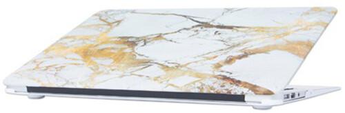 "Plastový kryt pro MacBook Air 13"" MATT MARBLE - bílý"