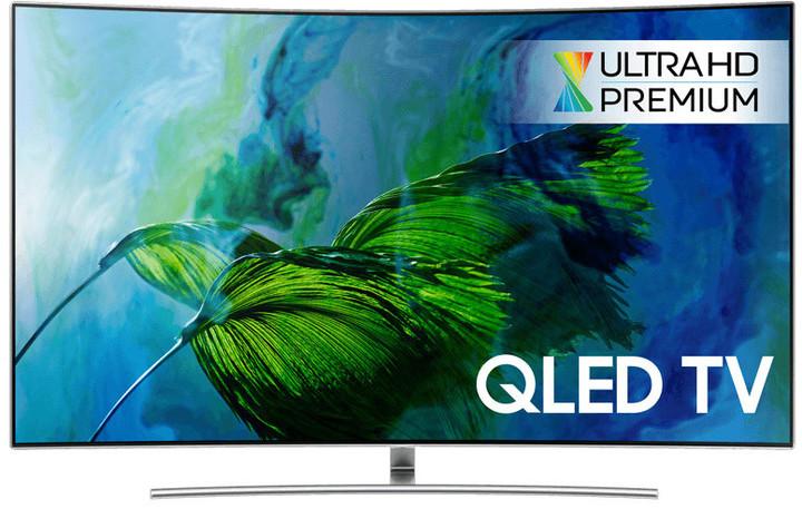 Samsung QE55Q8C - 138cm