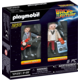 Playmobil Back to the Future 70459 Marty McFly a Dr. Emmett Brown