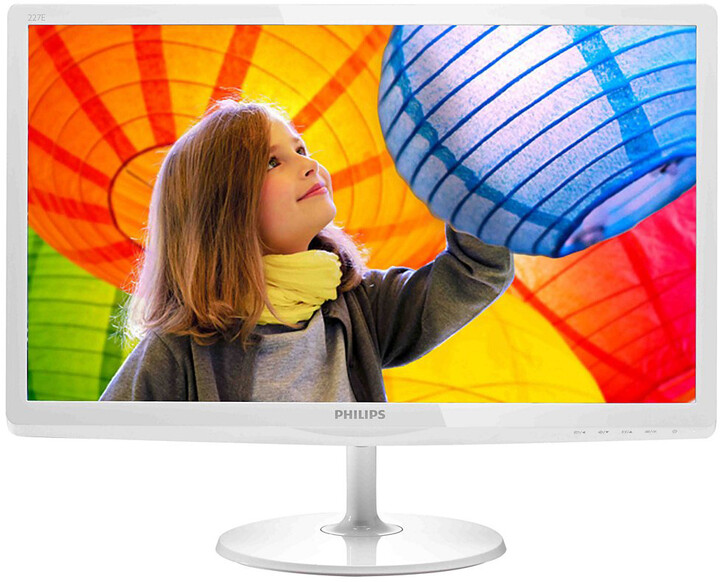 Philips 227E6QDSW - LED monitor 22""