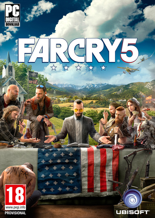 Far Cry 5 (PC) - elektronicky