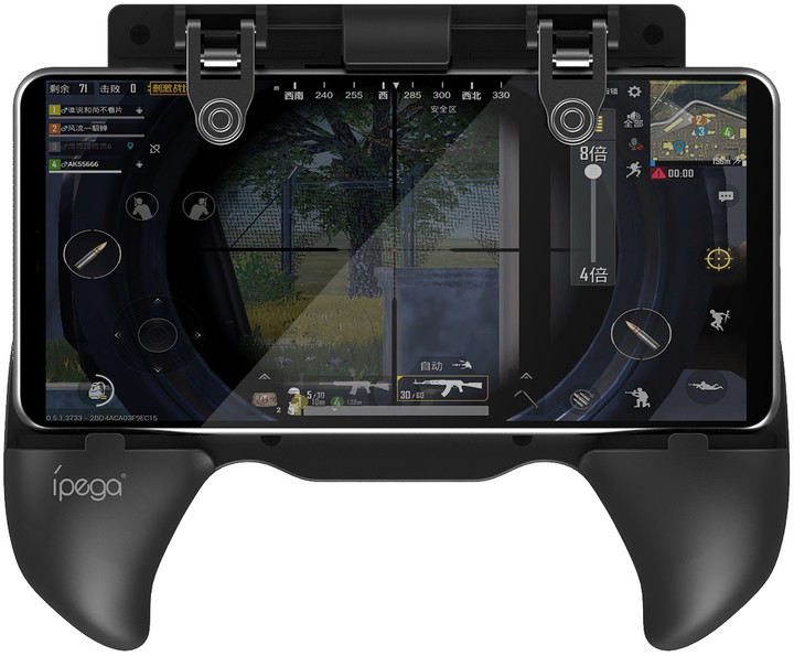 iPega 9117 Extending Game Grip IOS/Android