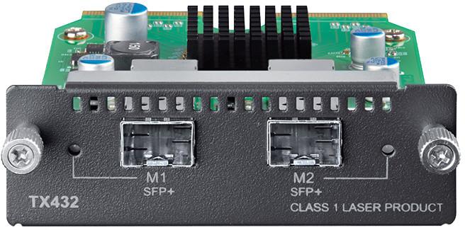TP-LINK TX432 10-Gigabit 2x SFP+ slots (pro T3700G-28TQ)