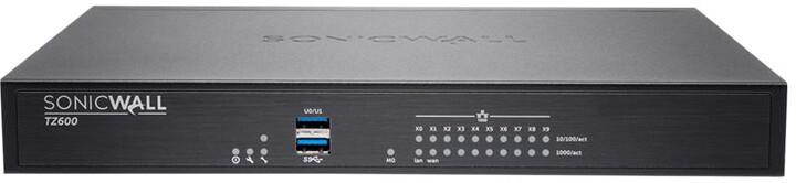 SonicWall TZ600P High Availability