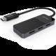 PremiumCord MST adapter DisplayPort 1.4 na 3x DisplayPort, extended + mirror + duplicate režimy