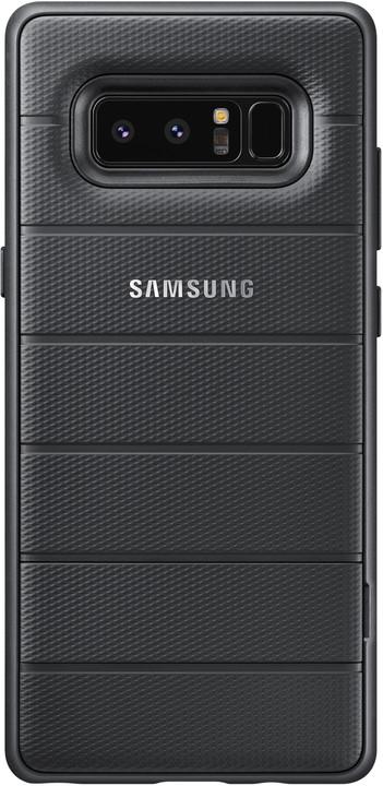 Samsung ochranný zadní kryt se zvýšenou odolností pro Note 8, černá