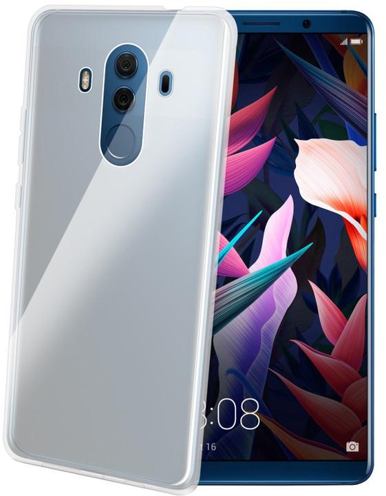 CELLY Gelskin TPU pouzdro pro Huawei Mate 10 Pro, bezbarvé
