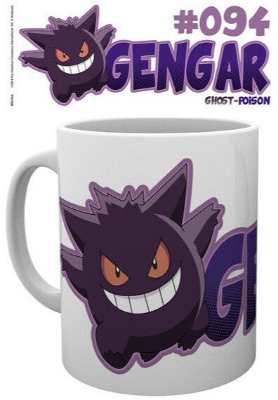 Hrnek Pokémon - Gengar