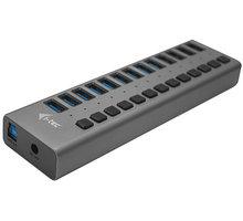 iTec USB 3.0 nabíjecí HUB 13port + Power Adapter 60 W - U3CHARGEHUB13