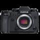 Fujifilm X-H1, tělo, černá