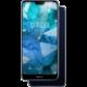 Nokia 7.1, Dual Sim - 64GB, modrá